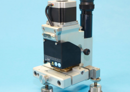 device for hole drilling measurment